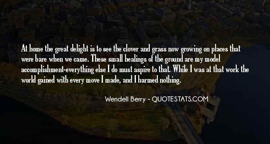 Quotes About Growing Up And Moving Out #459834