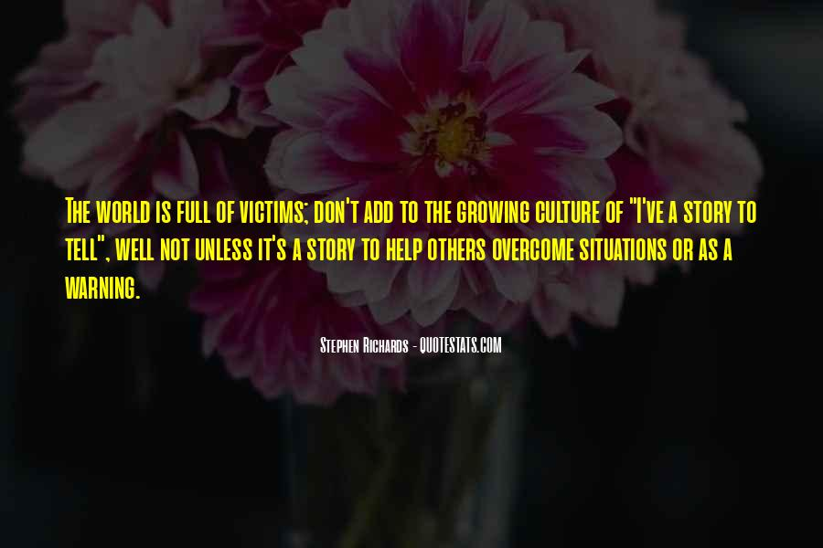 Quotes About Growing Up And Moving Out #561709