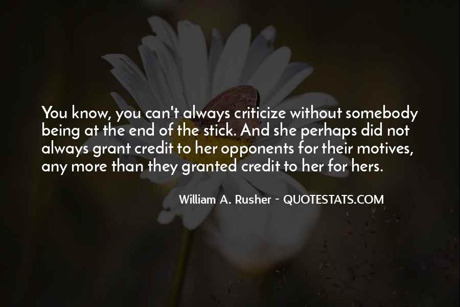 Caeteris Quotes #1837637