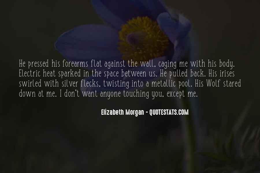 Caging Quotes #422119