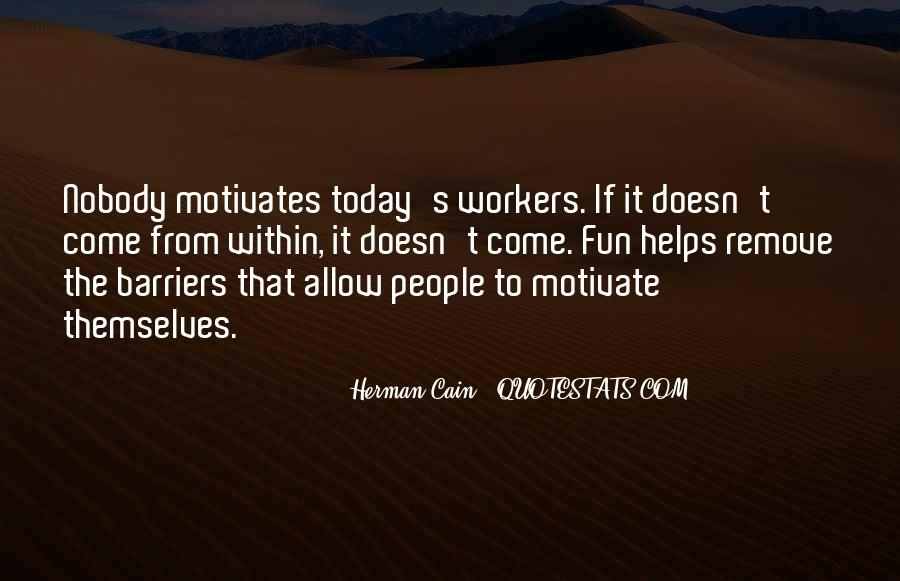 Cain's Quotes #149521
