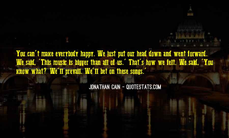 Cain's Quotes #234478