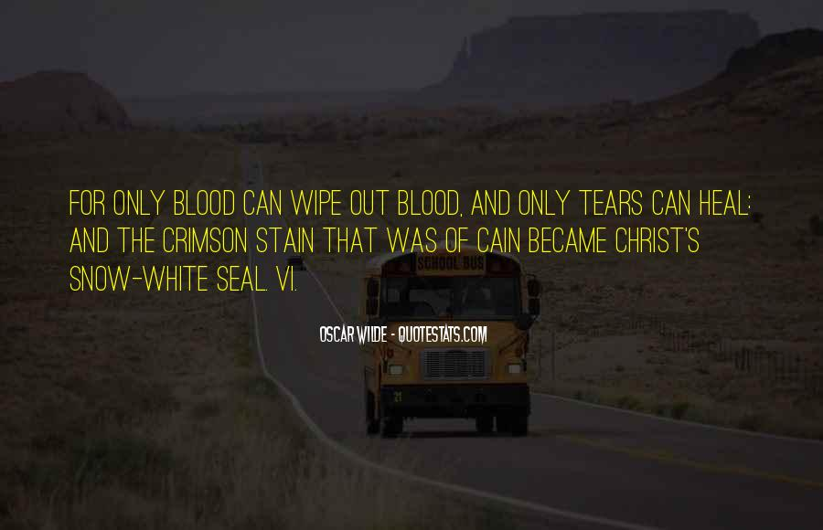 Cain's Quotes #489052