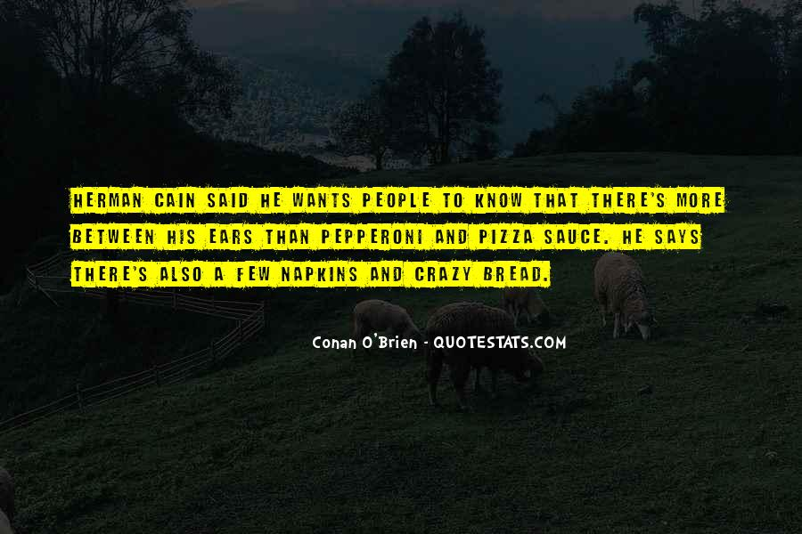 Cain's Quotes #596230