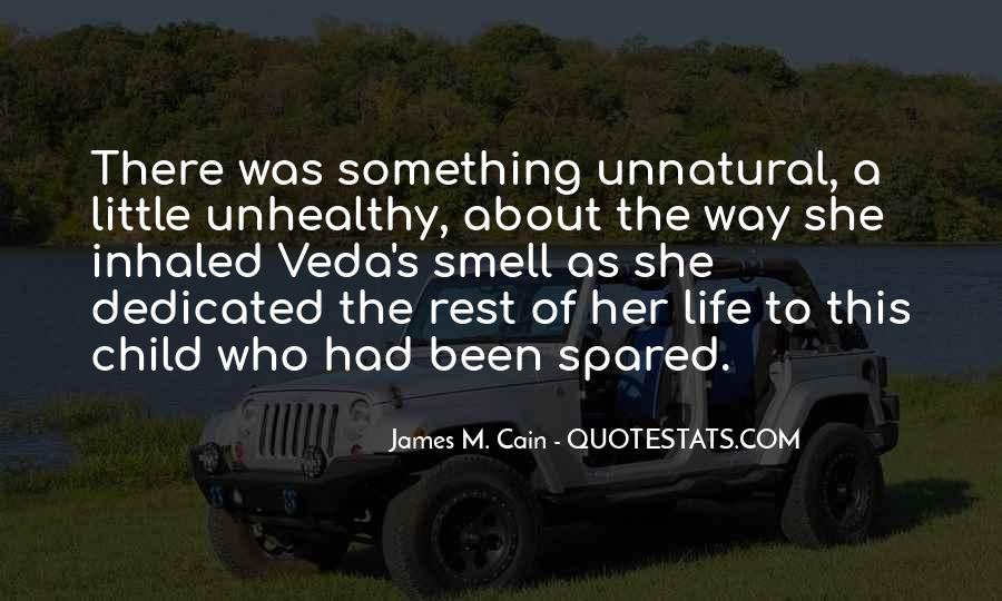 Cain's Quotes #81059