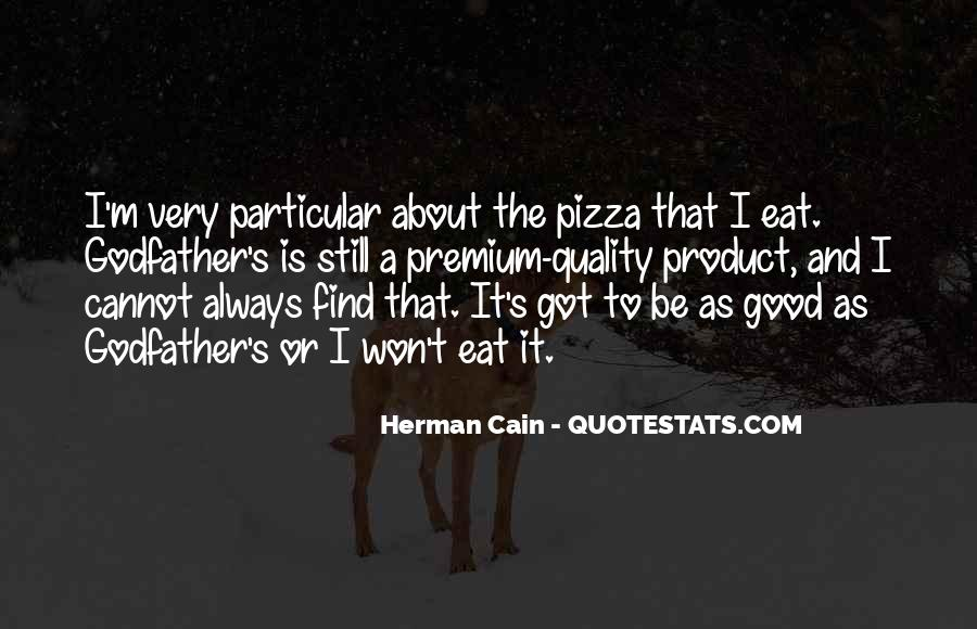 Cain's Quotes #811979