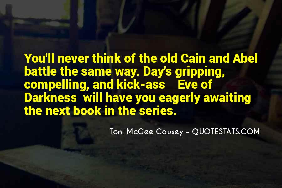 Cain's Quotes #870028