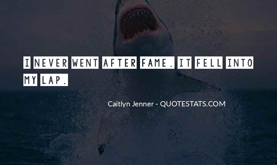 Caitlyn's Quotes #167037