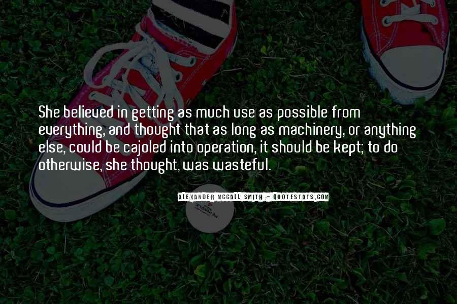 Cajoled Quotes #6003