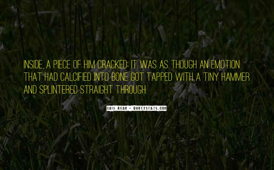 Calcified Quotes #1195043