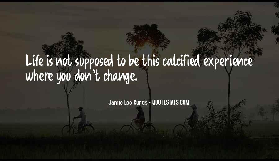 Calcified Quotes #373126
