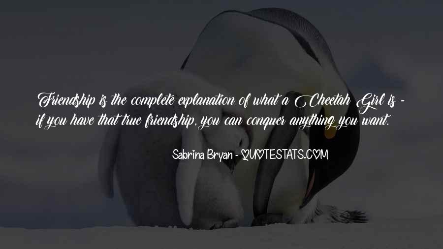 Quotes About Friendship And Its Explanation #90315