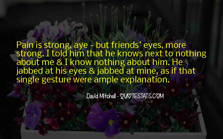 Quotes About Friendship And Its Explanation #944362