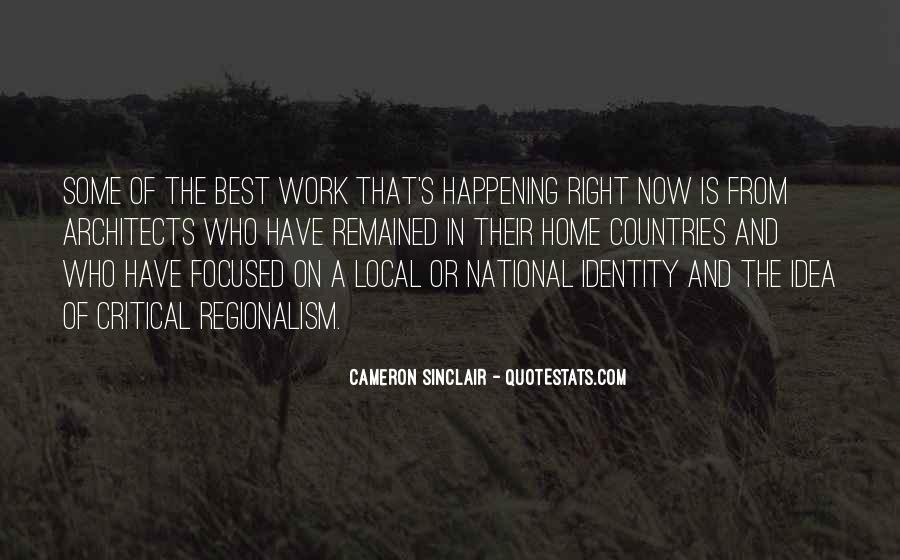 Cameron's Quotes #225614