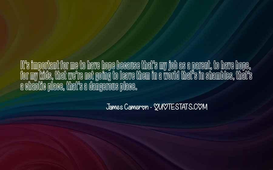 Cameron's Quotes #240624