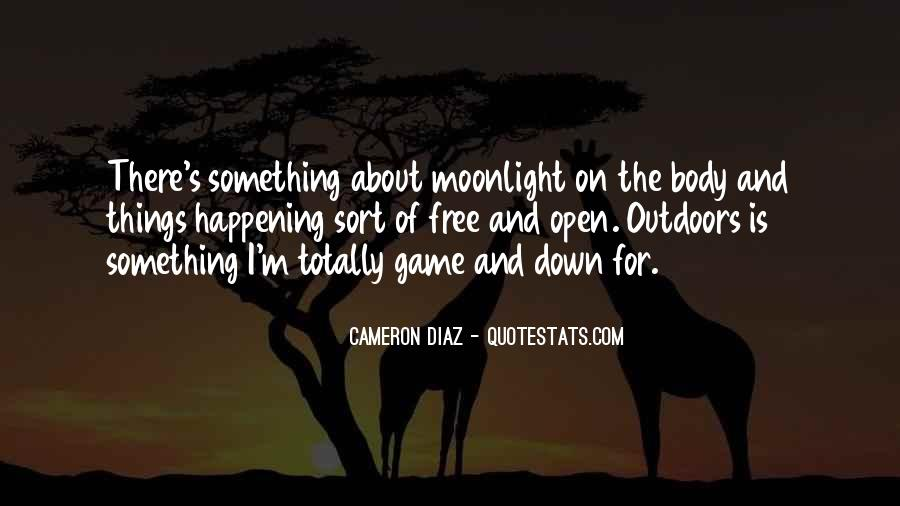 Cameron's Quotes #24618