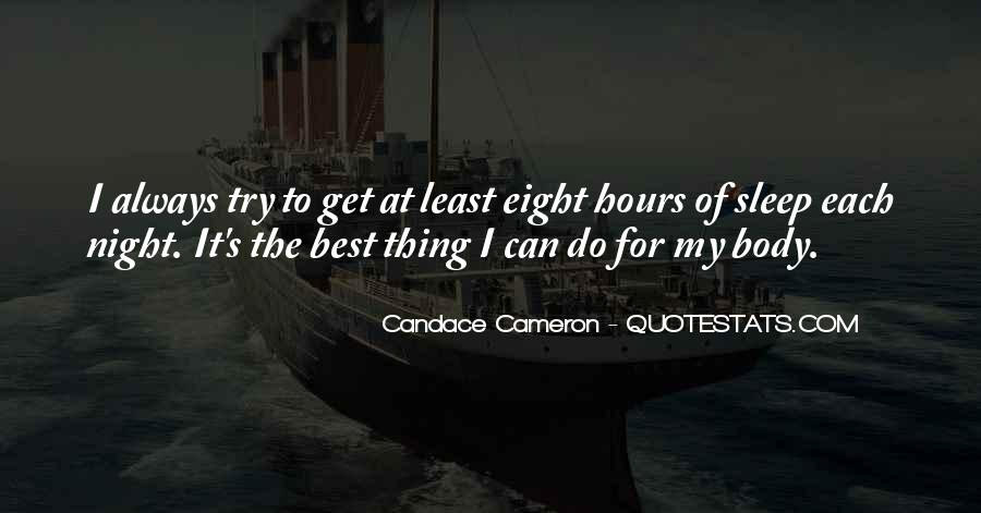 Cameron's Quotes #248276