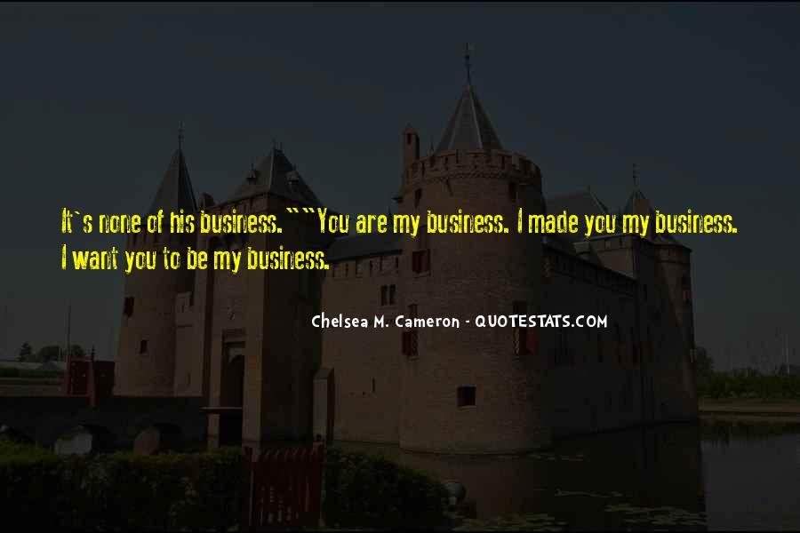 Cameron's Quotes #257331
