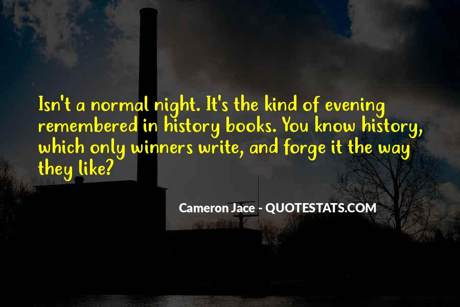 Cameron's Quotes #298959