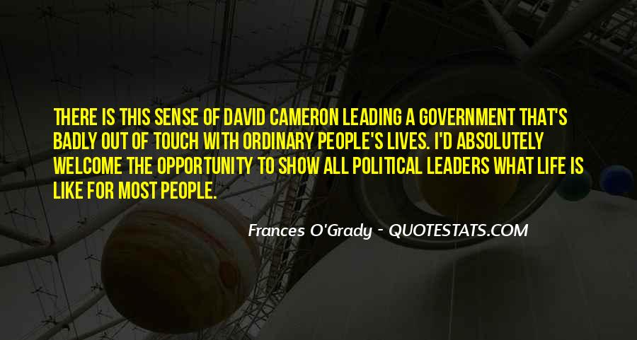 Cameron's Quotes #299151