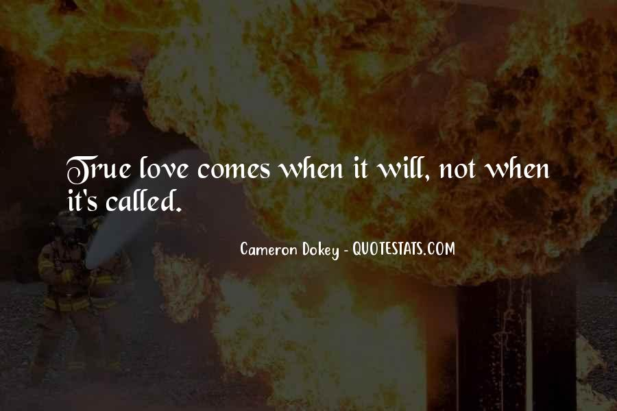 Cameron's Quotes #31118