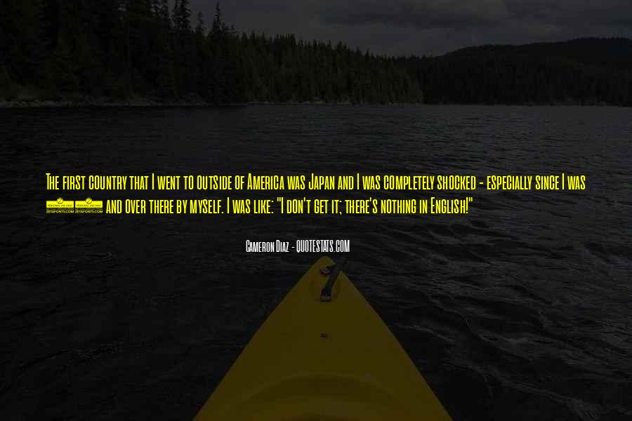 Cameron's Quotes #319001