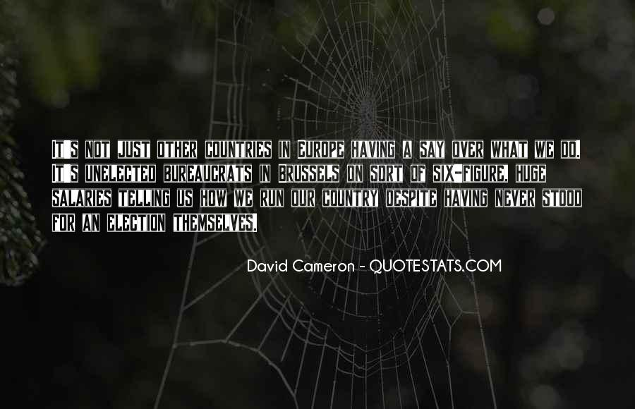 Cameron's Quotes #38982