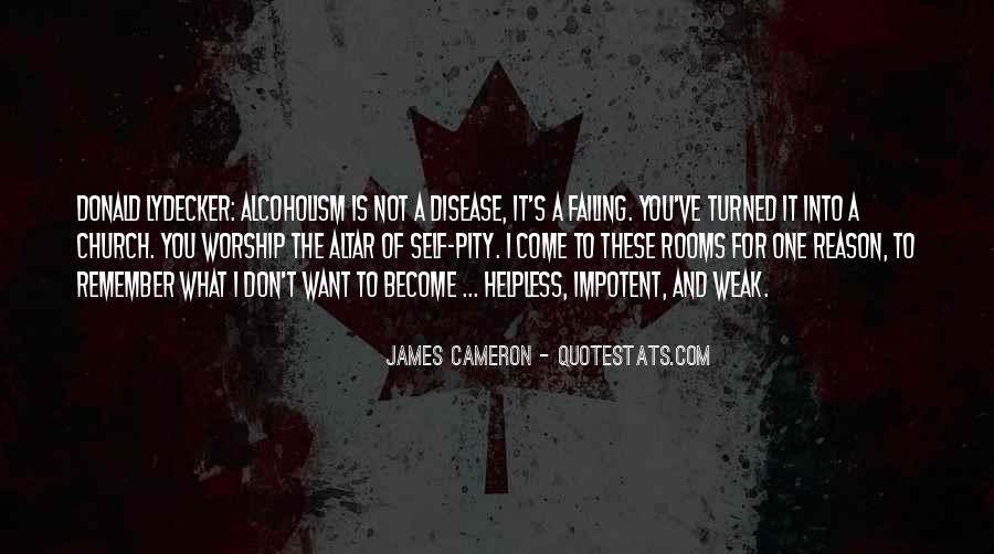 Cameron's Quotes #99036