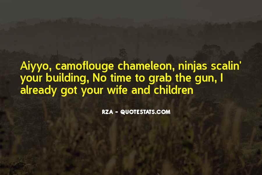 Camoflouge Quotes #1852114