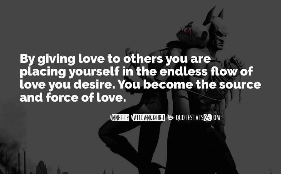 Quotes About Giving It All For Love #10048