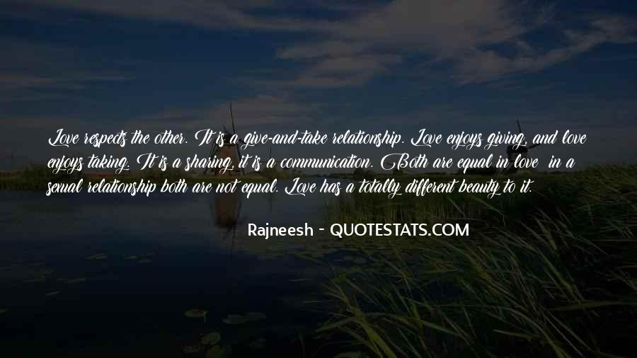 Quotes About Giving It All For Love #21110