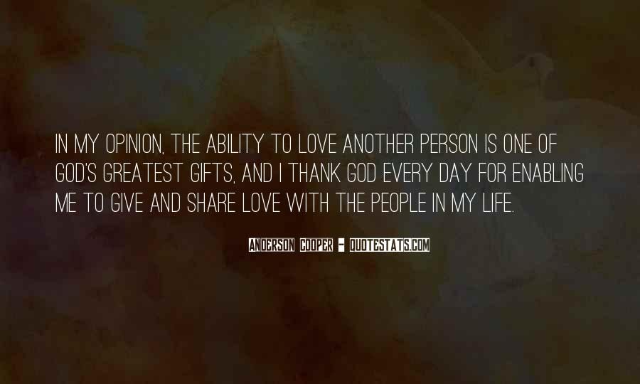 Quotes About Giving It All For Love #22840