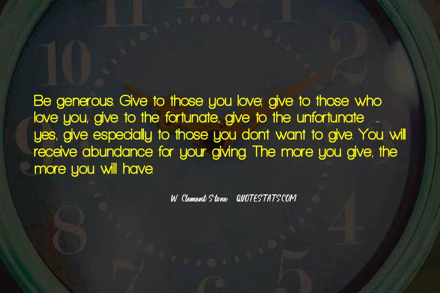 Quotes About Giving It All For Love #41293