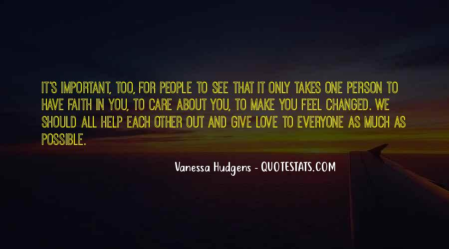 Quotes About Giving It All For Love #420737