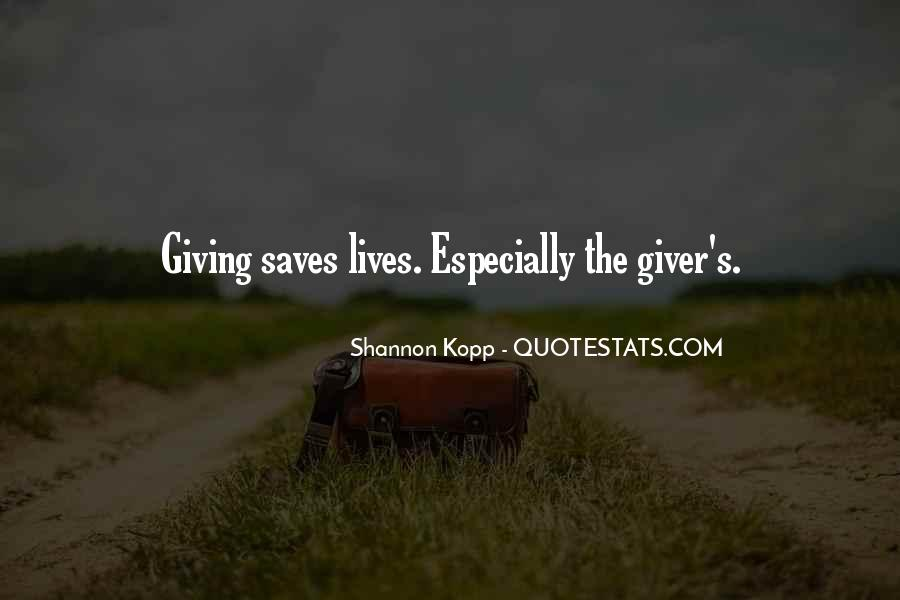 Quotes About Giving It All For Love #51900