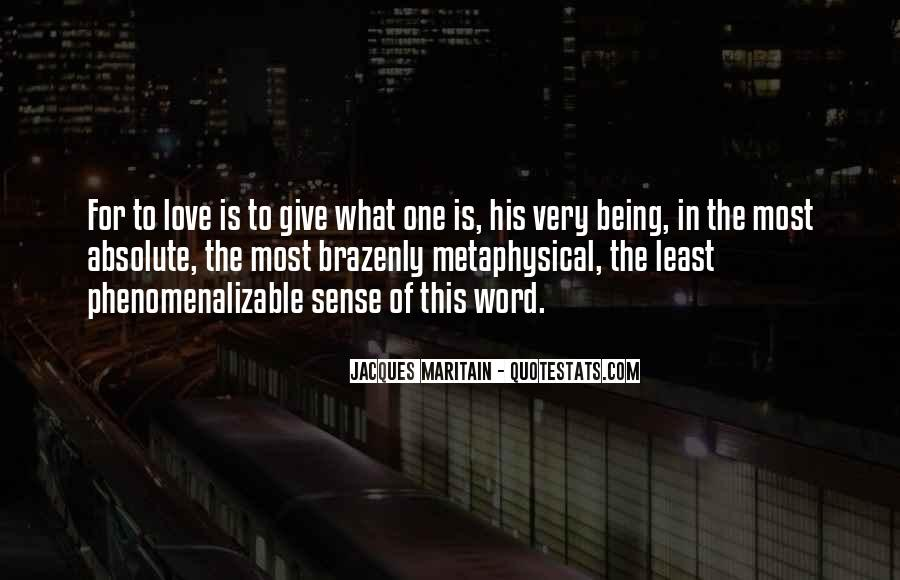 Quotes About Giving It All For Love #62526