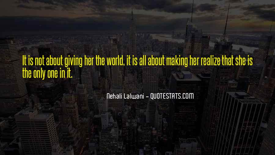 Quotes About Giving It All For Love #670663