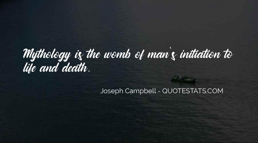 Campbell's Quotes #111628