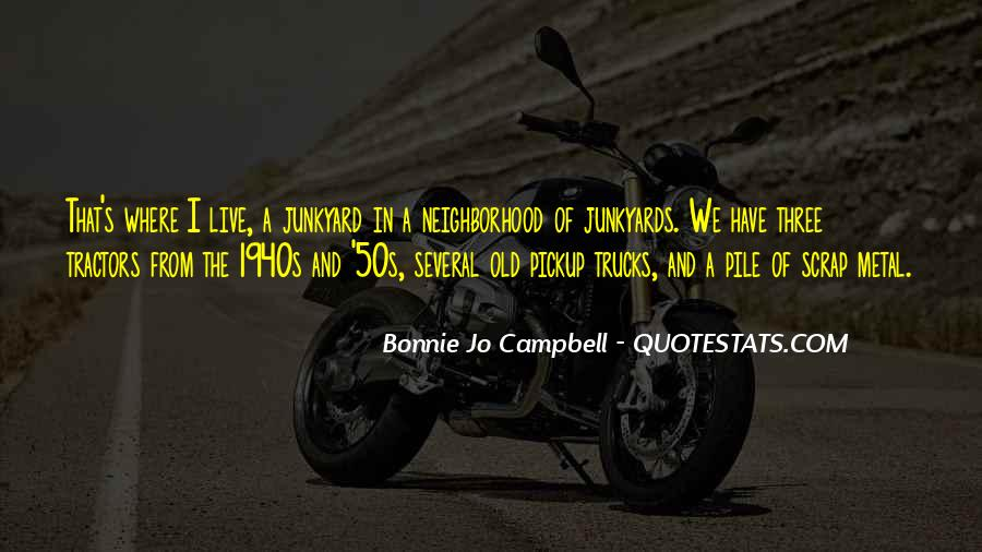 Campbell's Quotes #134885
