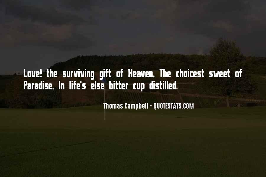Campbell's Quotes #145906