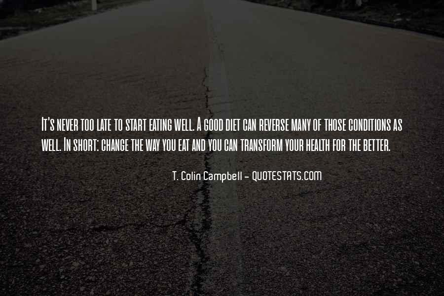 Campbell's Quotes #14752