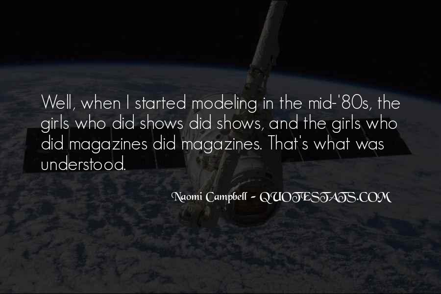 Campbell's Quotes #159610