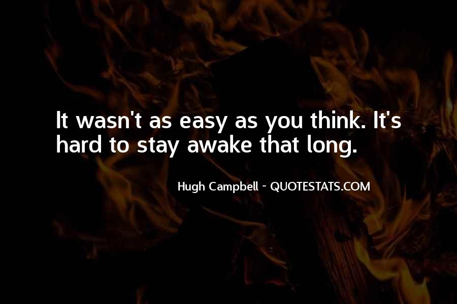 Campbell's Quotes #170320