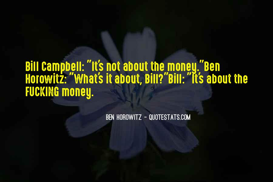 Campbell's Quotes #177027