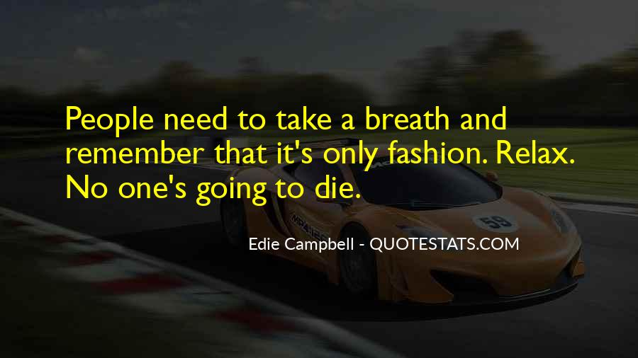 Campbell's Quotes #182223
