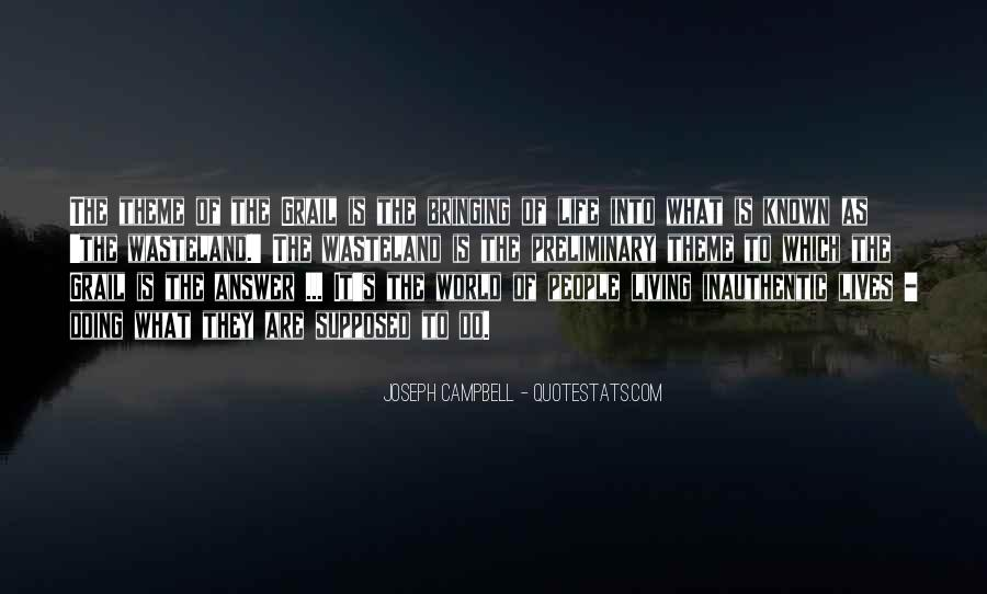 Campbell's Quotes #241386