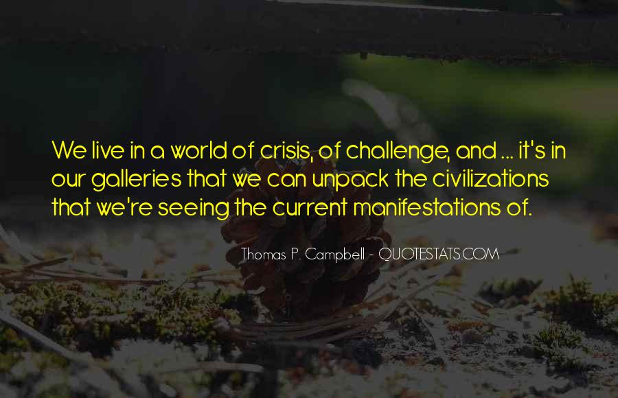 Campbell's Quotes #2439