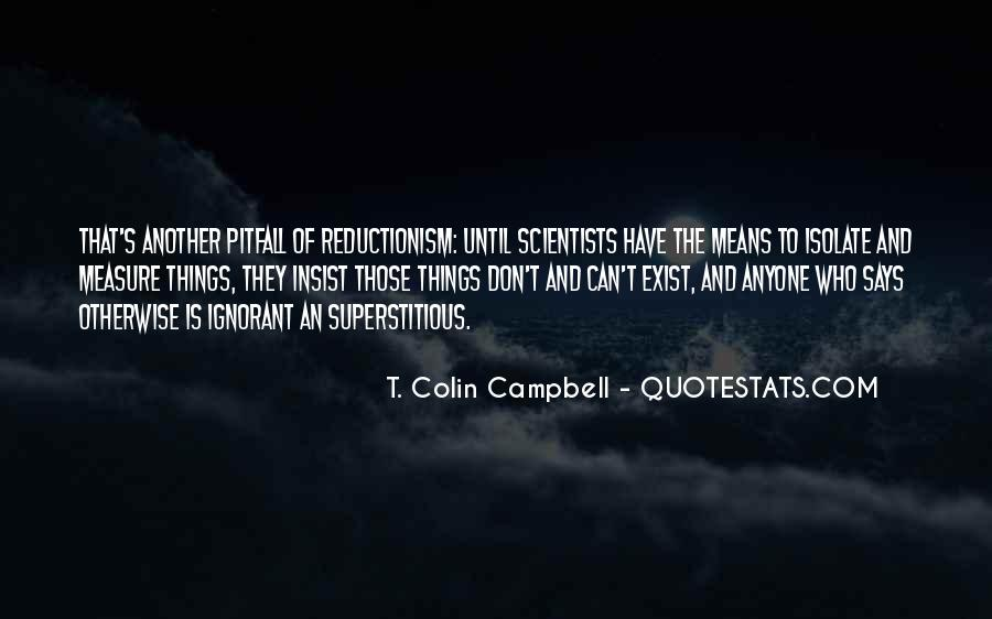 Campbell's Quotes #29272