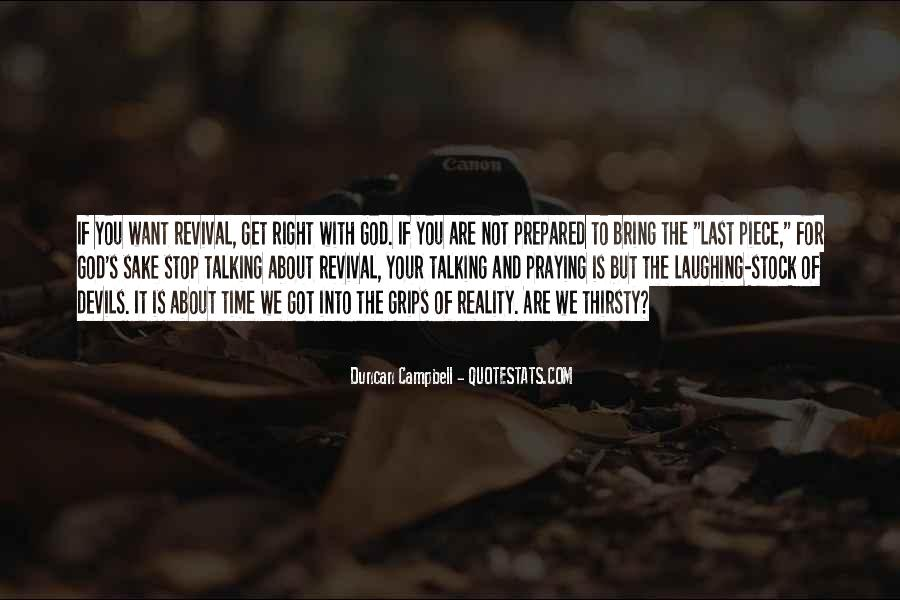 Campbell's Quotes #370726