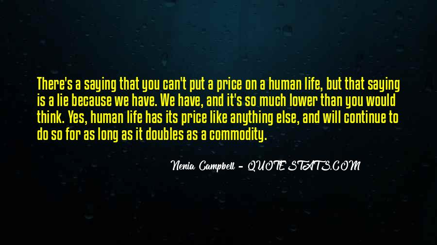 Campbell's Quotes #372083